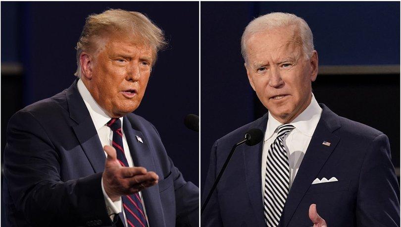 ABD'de Donald Trump ve Joe Biden'ın Başkanlık seçimlerine sayılı günler var: Anketler ne diyor? - Haberler