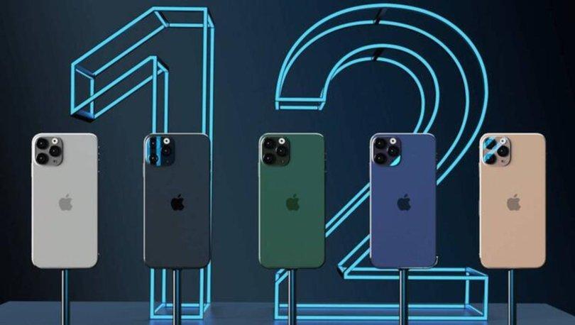 iPhone 12 ne zaman satışa çıkacak? İşte iPhone 12 Pro Max Apple fiyatı ve özellikleri