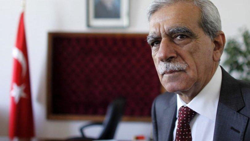 Son dakika! Ahmet Türk, Kobani soruşturması kapsamında adli kontrolle serbest bırakıldı