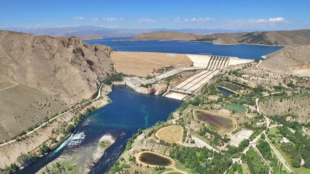 Barajlara gelen su üçte bir azaldı