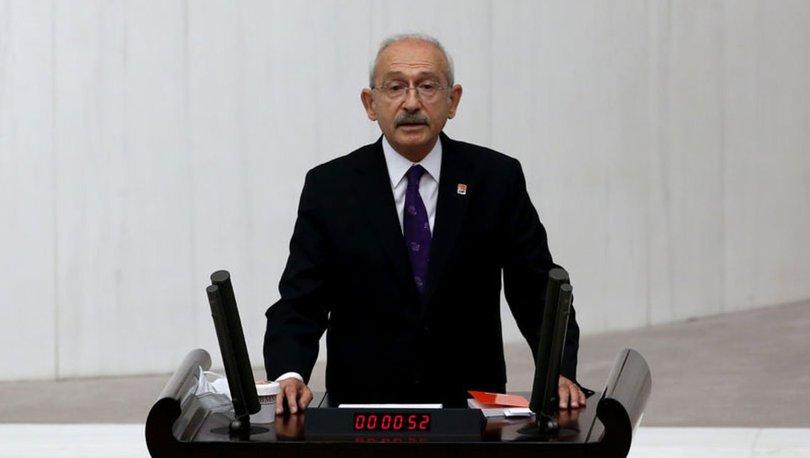 CHP lideri Kılıçdaroğlu'ndan Ersin Tatar'a tebrik telefonu