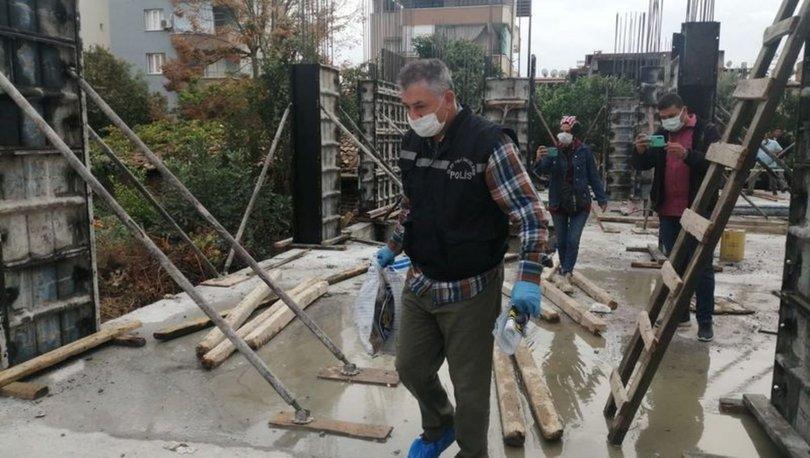 Aydın'da inşaat kazısında insan kemikleri bulundu