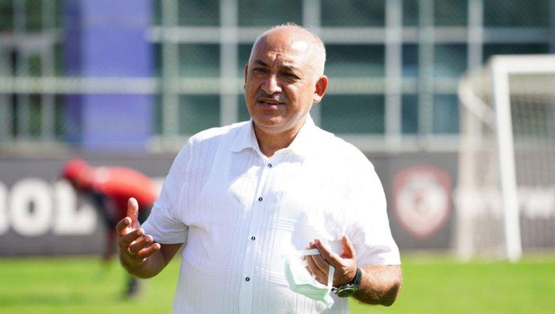 Gaziantep FK Başkanı Büyükekşi'den Antalyaspor açıklaması
