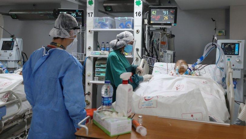 Son dakika... Yükseliyor! Koronavirüs salgınında yeni hasta sayısı belli oldu!