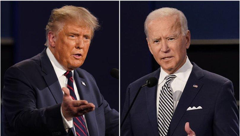 ABD Başkanı Trump'tan rakibi Biden ile ilgili flaş açıklama