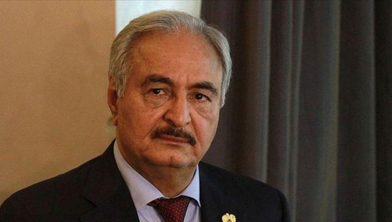 Son dakika: Halife Hafter'in suçlarını saklayan Adalet Bakanına flaş ceza! - Haberler