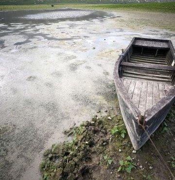 İstanbul'da yağışlar işe yaramadı! Barajlar hala boş