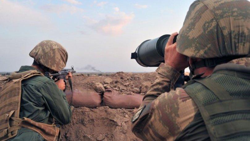 Son dakika! MSB: Suriye'de 4 terörist etkisiz hale getirildi
