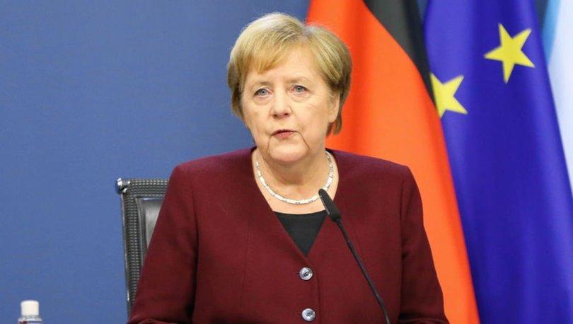 Almanya Başbakanı Merkel'den DEAŞ açıklaması