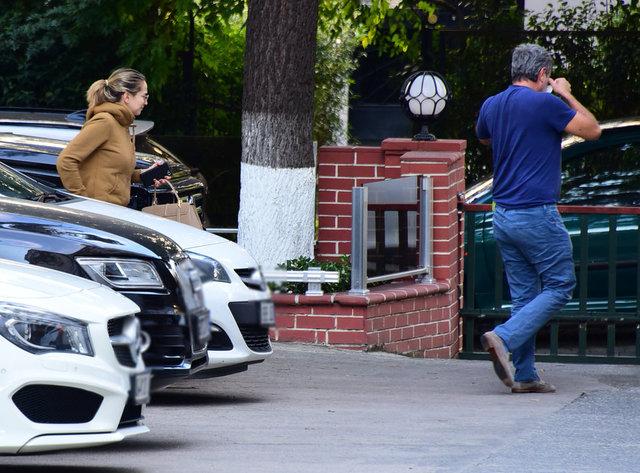 Beyazıt Öztürk'ün arabasındaki esrarengiz kadın! - Magazin haberleri