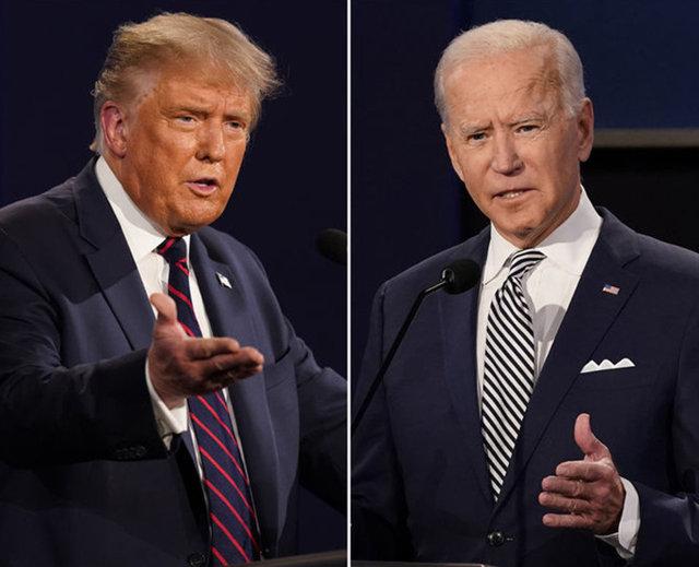Donald Trump'ı destekleyen 50 Cent: Biden'la 20 Cent olmak istemiyorum - Magazin haberleri