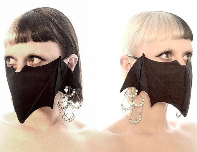En yaratıcı Cadılar Bayramı maskeleri