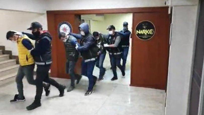 Sakarya'daki şafak operasyonunda gözaltına alınan 10 kişi tutuklandı