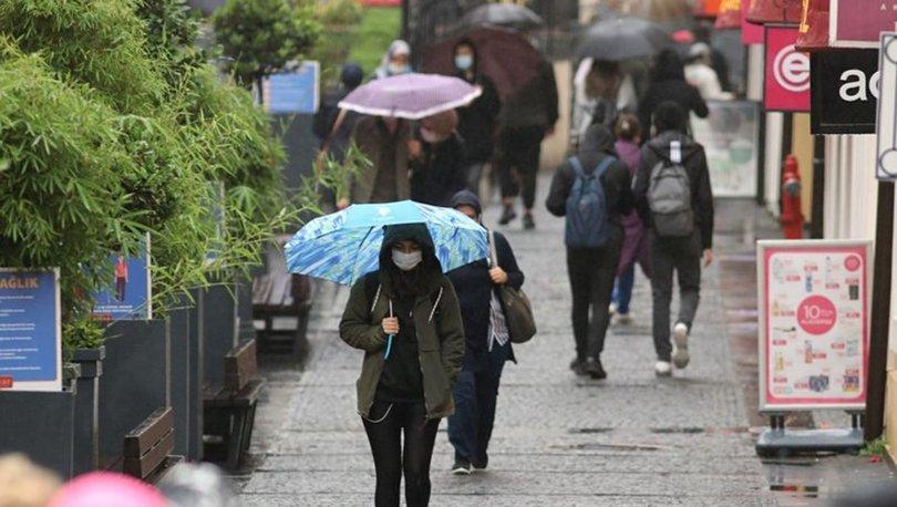 Son dakika hava durumu uyarısı! Meteoroloji'den 4 bölge için sağanak yağmur alarmı - Hava durumu