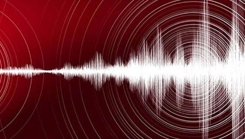 Son dakika DEPREM! Van'da 3,7 büyüklüğünde deprem - Haber