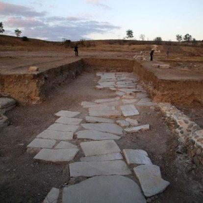 Kastamonu'da 800 yıldır kullanılmayan antik yol turizme hizmet edecek