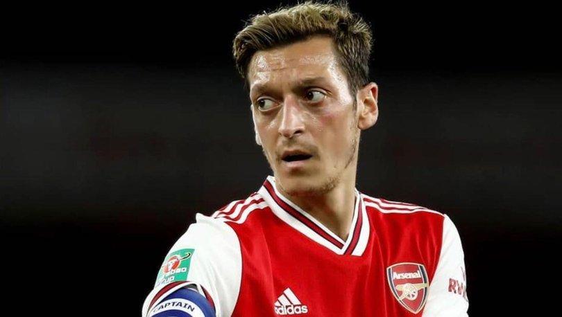 Mesut Özil'e bir şok daha! Haberler