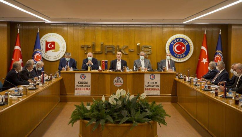 TÜRK-İŞ'ten istihdam paketi eleştirisi