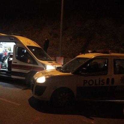 Kayseri'de dehşet: Taşla öldürüp, kayalıklardan attı!