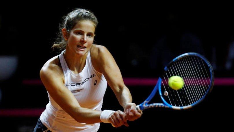 Alman sporcu Julia Görges tenisi bıraktı