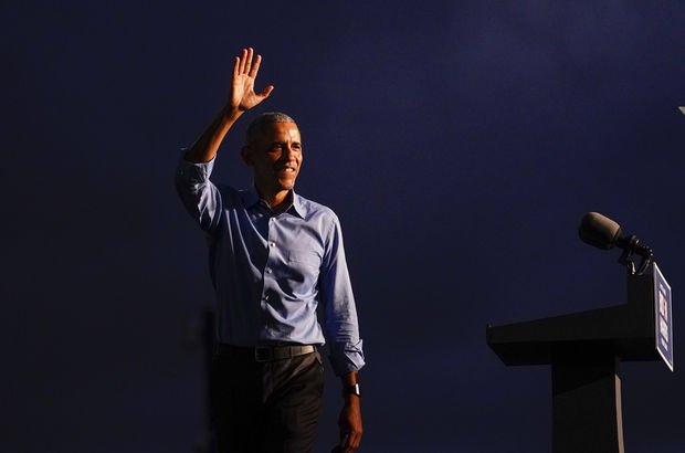Obama meydanlarda!