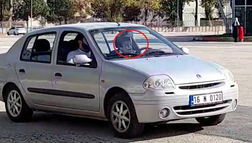 14 yaşındaki oğluna kalabalık alanda araç kullandırdı! - Haberler