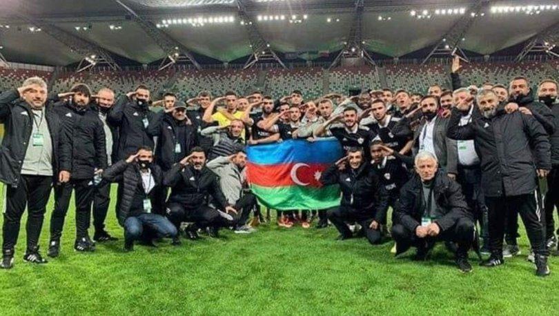 Azerbaycan temsilcisi Karabağ ilk maçını Türkiye'de oynayacak!