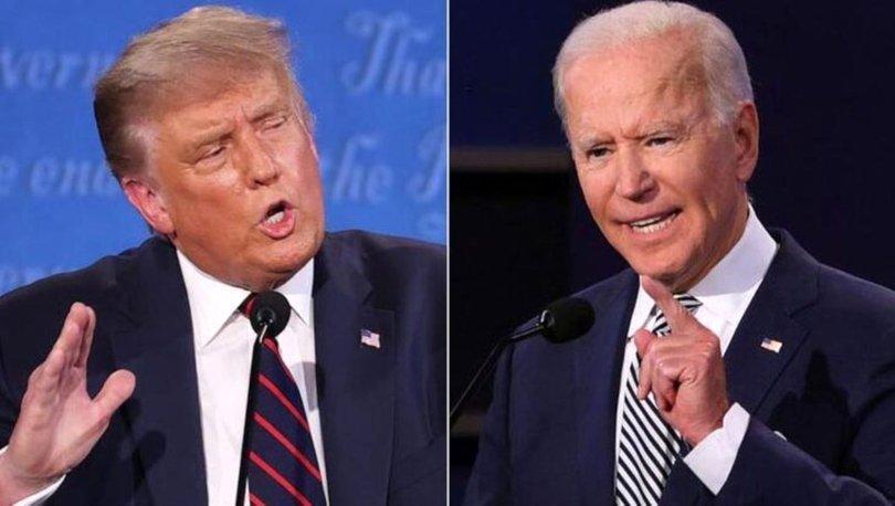 Son dakika: Trump ve Biden'ın korona virüs test sonuçları belli oldu! İkisi de...