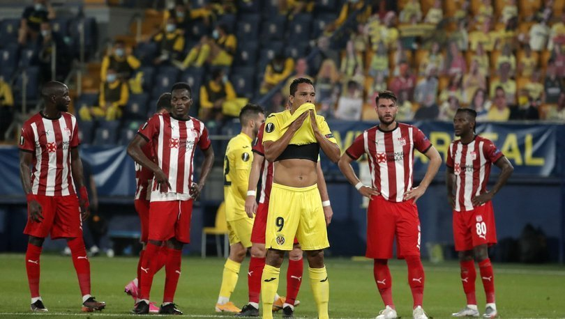 Son dakika! Villarreal: 5 - Sivasspor: 3 | MAÇ ÖZETİ! Sivasspor, Avrupa Ligi'nde Villarreal'e 5-3 yenildi
