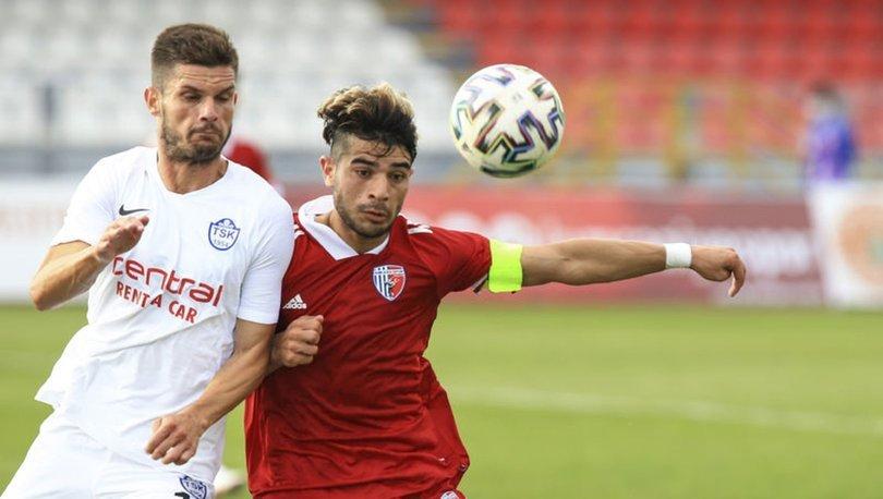 Tuzlaspor: 2 - Ankaraspor: 0