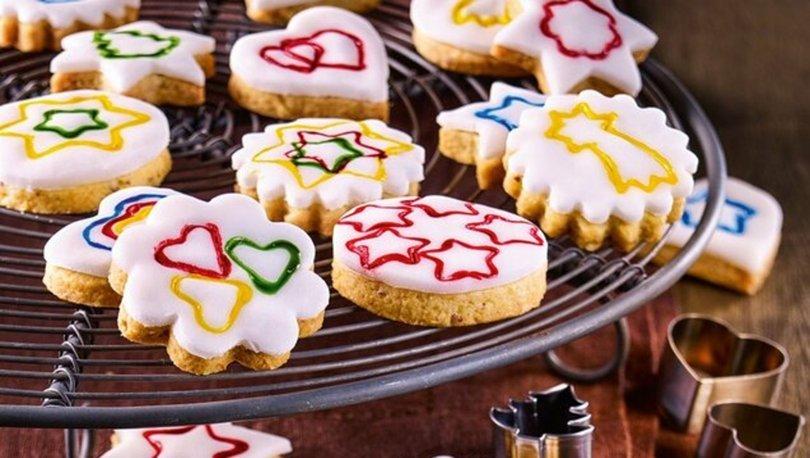 Şeker hamurlu kurabiye tarifi, nasıl yapılır?