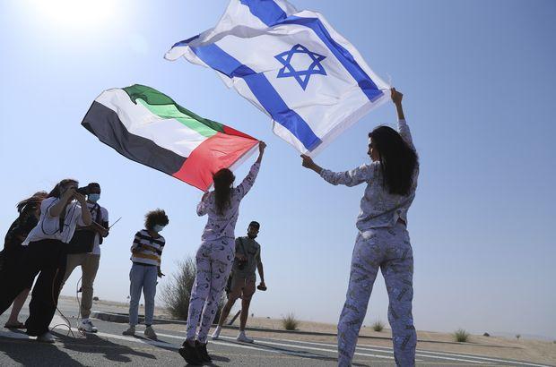 İsrail'den BAE'ye vize muafiyeti