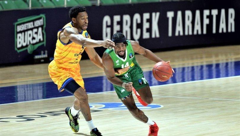 ULEB Avrupa Kupası'nda Türk takımları galibiyete hasret kaldı
