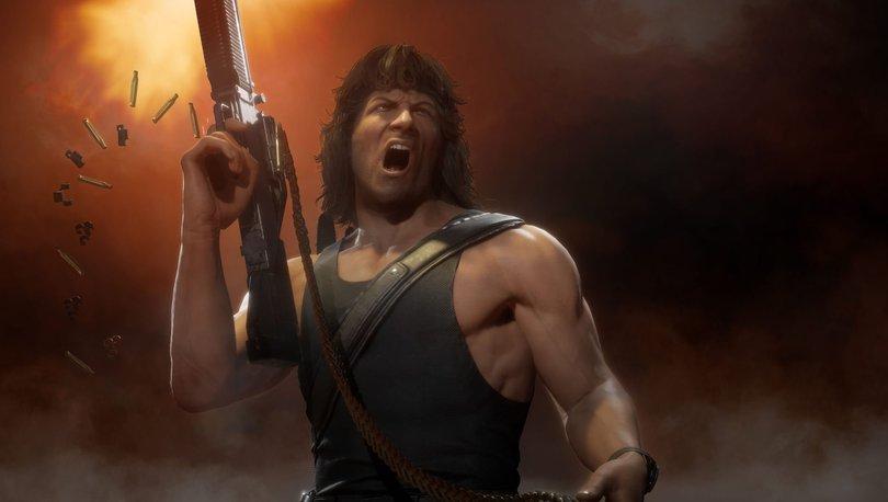 Rambo Mortal Kombat 11 Ultimate oyunu ile dövüşe katılıyor! Haberler