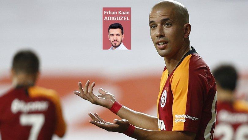 Feghouli gemileri yaktı! - Galatasaray haberleri