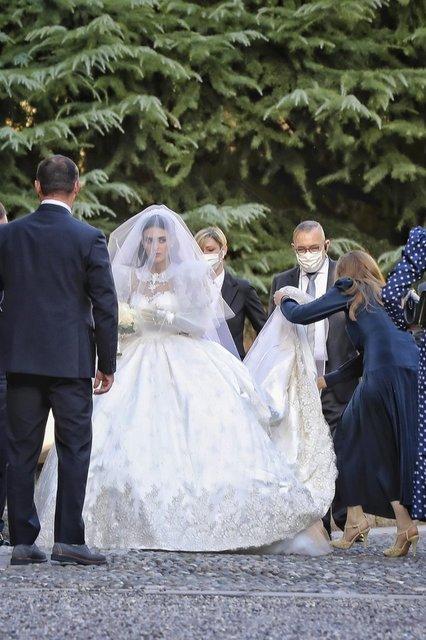 Silvio Berlusconi oğlunu evlendirdi - Magazin haberleri