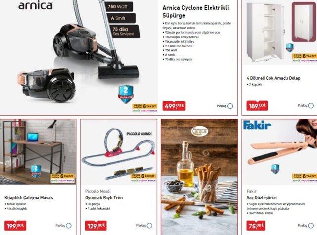 BİM 23 Ekim 2020 Aktüel ürünler kataloğu çıktı! BİM haftanın indirimli ürünler listesi