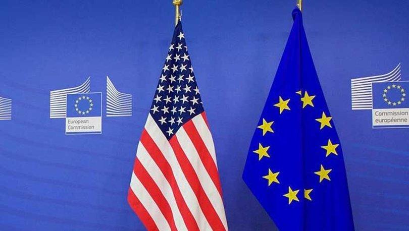ABD ile AB, Çin'e karşı ortak diyalog mekanizması kuruyor
