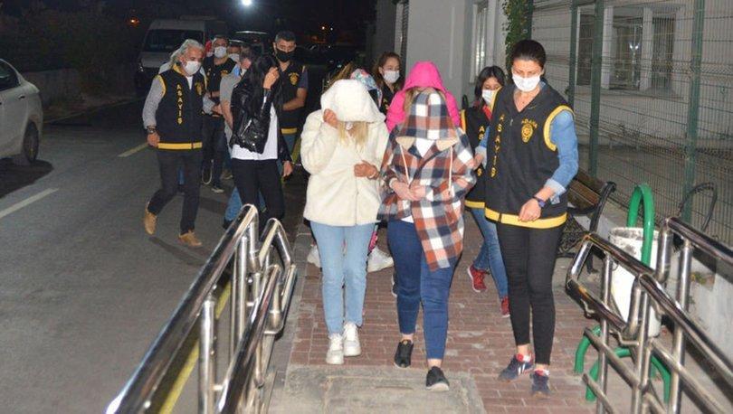 Adana merkezli 4 ilde dolandırıcılık operasyonu: 13 gözaltı