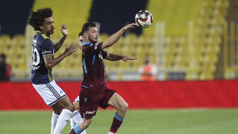 Fenerbahçe, Trabzonspor'u konuk edecek
