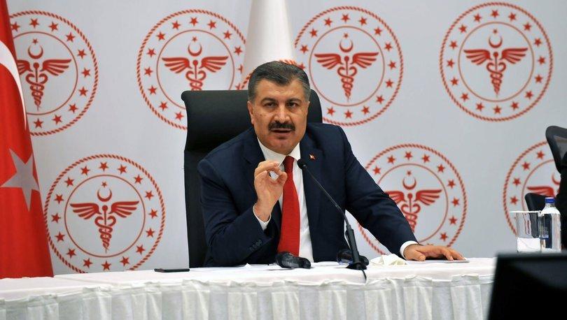 SON DAKİKA! Bakan Koca: İstanbul'da halkımızı tedbirli olmaya davet ediyorum - Haberler