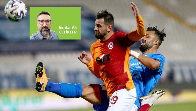 Serdar Ali Çelikler, BB Erzurumspor - Galatasaray maçını yorumladı