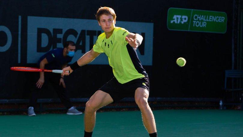 İstanbul Challenger TED Open Erkekler Tenis Turnuvası finalistler belli oldu