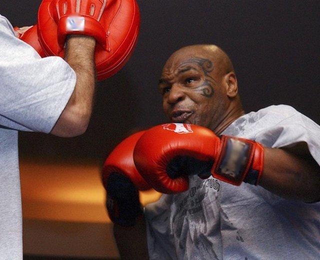 Mike Tyson: Michael Jackson egomu darmadağın etti - Magazin haberleri