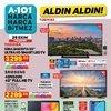A101 24 Ekim haftanın indirimli ürünleri