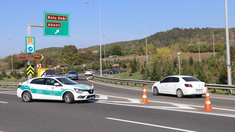 Bolu Dağı Tüneli yeniden trafiğe kapatıldı - Haberler
