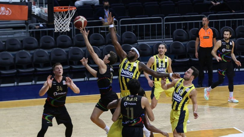 Fenerbahçe Beko: 93 - Aliağa Petkimspor: 70 | MAÇ SONUCU
