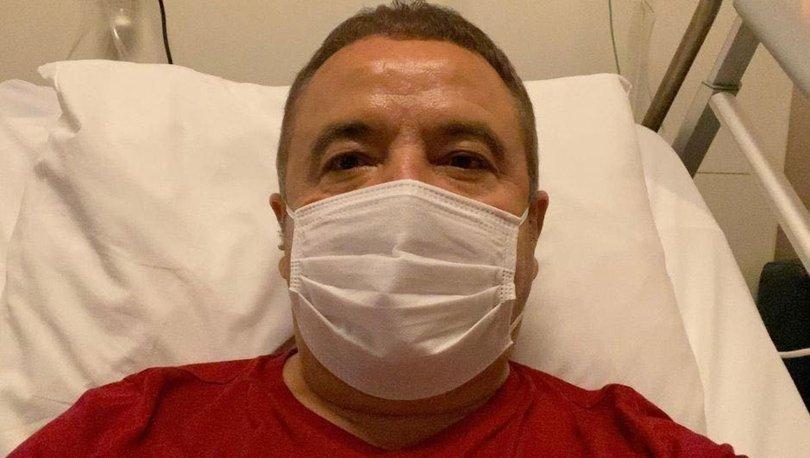 SON DAKİKA! Muhittin Böcek'in son sağlık durumu nasıl? Antalya Belediye Başkanı koronavirüs...