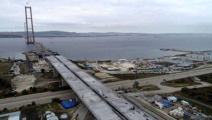 Çanakkale Köprüsü transit trafik yükünü azaltacak - HABERLER