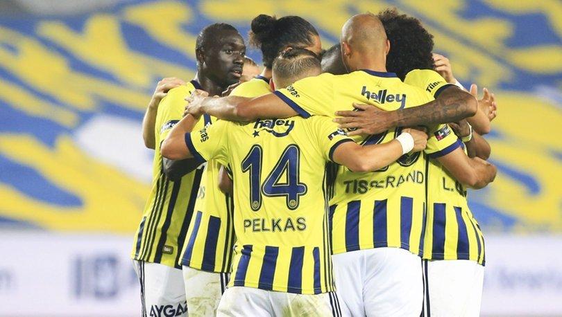 Fenerbahçe 3-1 Trabzonspor | MAÇ ÖZETİ